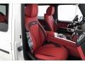 Mercedes-Benz G 63 AMG designo Diamond White Metallic photo #6