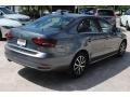 Volkswagen Jetta SE Platinum Gray Metallic photo #9