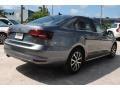 Volkswagen Jetta SE Platinum Gray Metallic photo #10