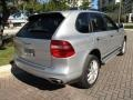Porsche Cayenne  Crystal Silver Metallic photo #9