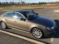Audi A4 2.0T quattro Sedan Dakota Grey Metallic photo #1