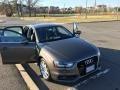 Audi A4 2.0T quattro Sedan Dakota Grey Metallic photo #3