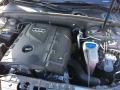 Audi A4 2.0T quattro Sedan Dakota Grey Metallic photo #17