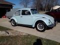 Volkswagen Beetle Coupe Baby Blue photo #21