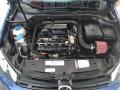 Volkswagen Golf R 2 Door 4Motion Rising Blue Metallic photo #4