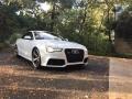 Audi RS 5 Coupe quattro Ibis White photo #6