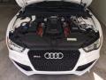Audi RS 5 Coupe quattro Ibis White photo #14