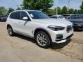 BMW X5 xDrive40i Mineral White Metallic photo #1