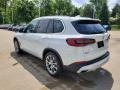 BMW X5 xDrive40i Mineral White Metallic photo #2
