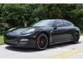 Porsche Panamera Platinum Edition Black photo #1