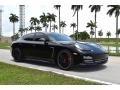 Porsche Panamera Platinum Edition Black photo #2