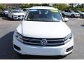 Volkswagen Tiguan S Pure White photo #3