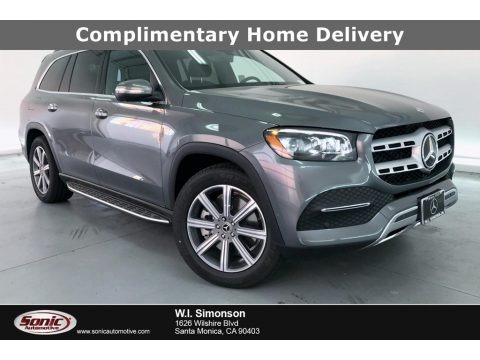 Selenite Gray Metallic 2020 Mercedes-Benz GLS 450 4Matic