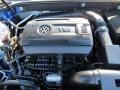 Volkswagen Passat SE Sedan Reef Blue Metallic photo #6