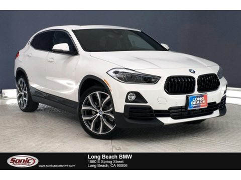 Alpine White 2020 BMW X2 sDrive28i