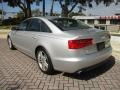 Audi A6 3.0T quattro Sedan Ice Silver Metallic photo #6