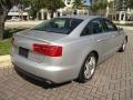 Audi A6 3.0T quattro Sedan Ice Silver Metallic photo #10