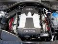 Audi A6 3.0T quattro Sedan Ice Silver Metallic photo #17