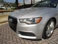 Audi A6 3.0T quattro Sedan Ice Silver Metallic photo #31