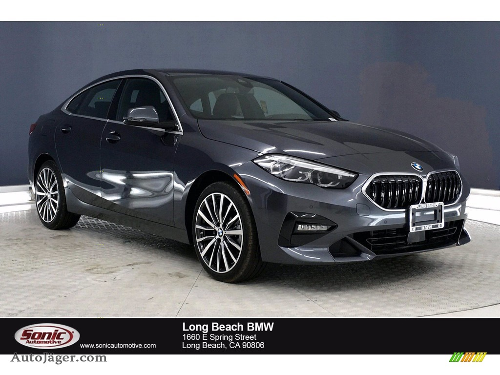 2020 2 Series 228i xDrive Gran Coupe - Mineral Grey Metallic / Black photo #1
