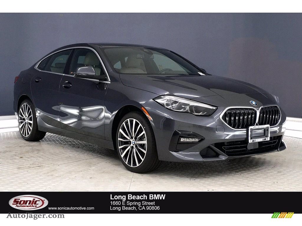 2020 2 Series 228i xDrive Gran Coupe - Mineral Grey Metallic / Oyster photo #1