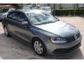 Volkswagen Jetta S Platinum Gray Metallic photo #2