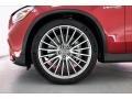 Mercedes-Benz GLC AMG 63 4Matic designo Cardinal Red Metallic photo #9