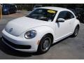 Volkswagen Beetle 2.5L Candy White photo #4