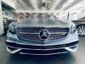 Mercedes-Benz S Mercedes-Maybach S650 Cabriolet Diamond Silver Metallic photo #2