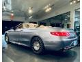 Mercedes-Benz S Mercedes-Maybach S650 Cabriolet Diamond Silver Metallic photo #7