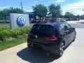 Volkswagen Golf GTI SE Deep Black Pearl photo #2
