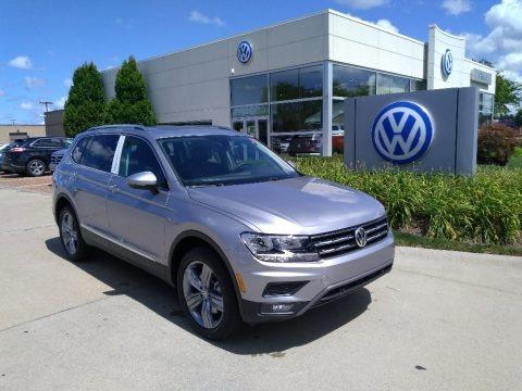 Pyrite Silver Metallic 2020 Volkswagen Tiguan SEL 4MOTION