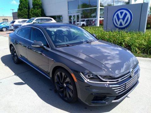 Urano Gray 2020 Volkswagen Arteon SEL R-Line 4Motion