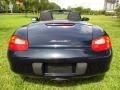 Porsche Boxster  Ocean Blue Metallic photo #7