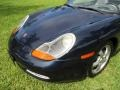Porsche Boxster  Ocean Blue Metallic photo #17