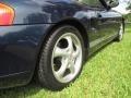 Porsche Boxster  Ocean Blue Metallic photo #24