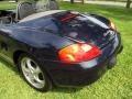 Porsche Boxster  Ocean Blue Metallic photo #26
