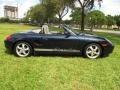 Porsche Boxster  Ocean Blue Metallic photo #34
