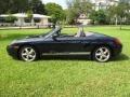 Porsche Boxster  Ocean Blue Metallic photo #36