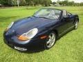 Porsche Boxster  Ocean Blue Metallic photo #37