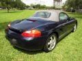 Porsche Boxster  Ocean Blue Metallic photo #47