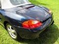 Porsche Boxster  Ocean Blue Metallic photo #64
