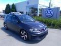 Volkswagen Golf GTI S Dark Iron Blue Metallic photo #1