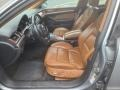Audi A8 L 4.2 quattro Quartz Grey Metallic photo #8