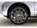Porsche Macan S Rhodium Silver Metallic photo #8