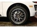 Porsche Macan S Carrara White Metallic photo #6