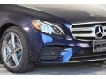 Mercedes-Benz E 450 4Matic Sedan Lunar Blue Metallic photo #2