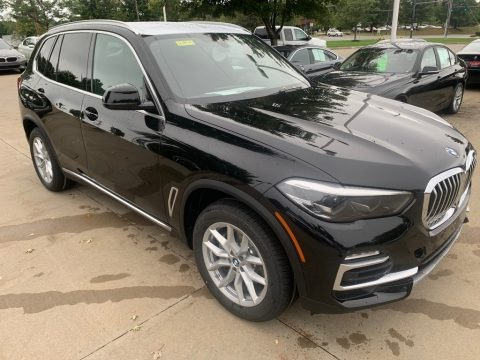Jet Black 2021 BMW X5 xDrive40i
