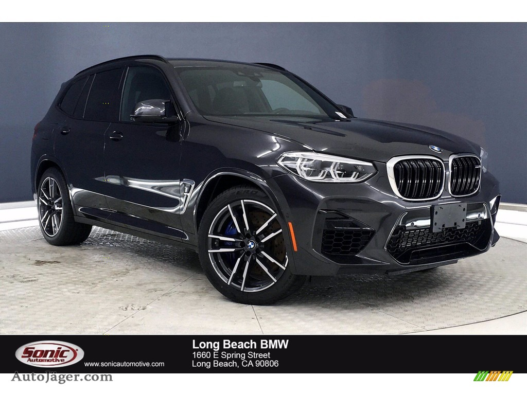 2020 Bmw X3 M Competition In Dark Graphite Metallic B75827 Auto Jager German Cars For Sale In The Us