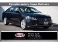 Volkswagen Passat Wolfsburg Deep Black Pearl photo #1